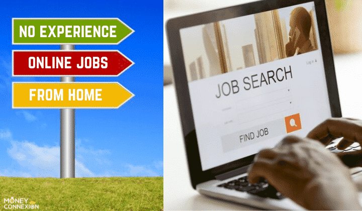 no experience online jobs
