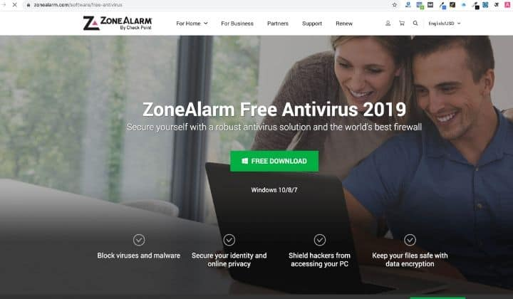 Best Free Firewall 2020.10 Best Free Antivirus Software For Windows 10 Top Rated