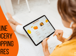 Online Grocery Shopping Stores