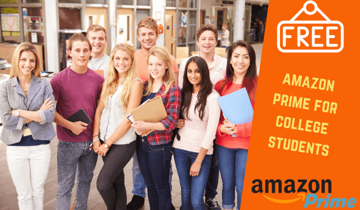 How Much Is Amazon Prime For Students How To Get It Free