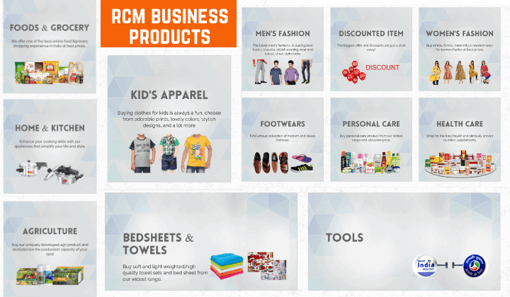 RCM Business Products
