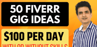 fiverr gigs & jobs