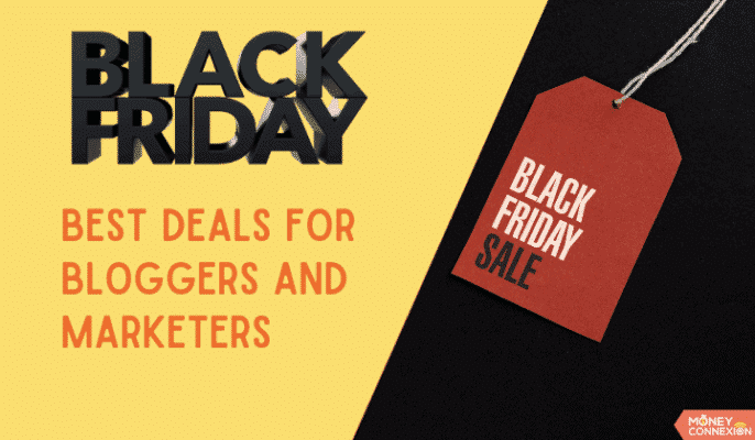 Black Friday Cyber Monday Deals for Marketers