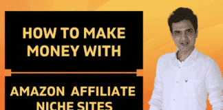 Make money on Amazon Affiliate