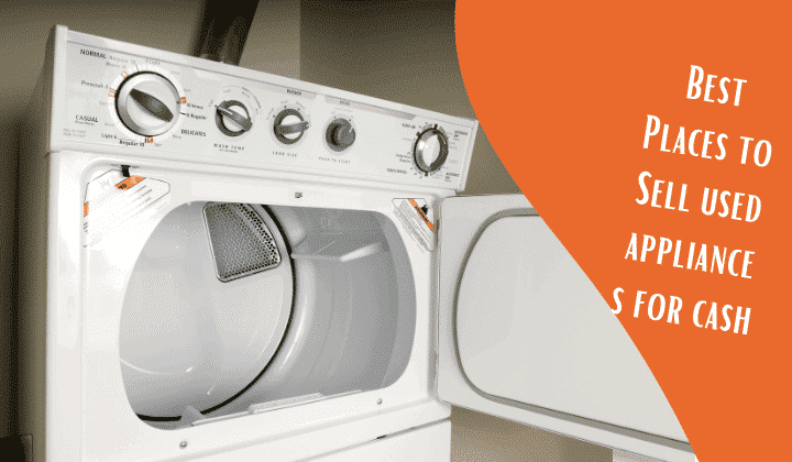 Sell Used Appliances