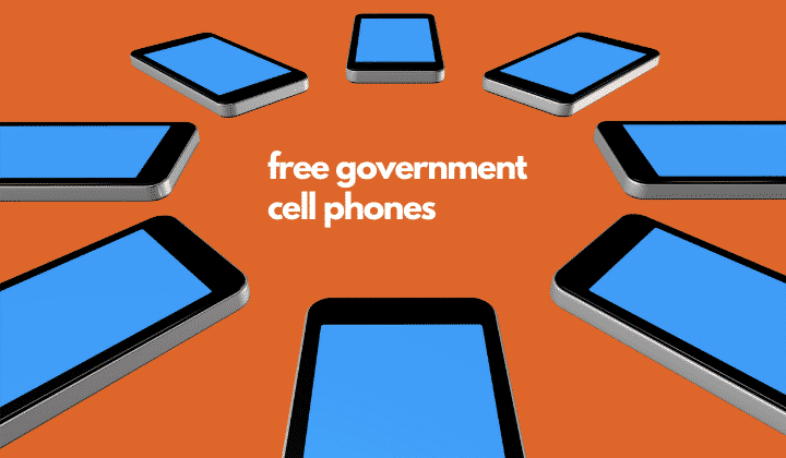 free cell phone from the government