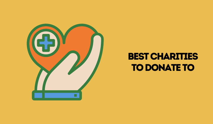 Best Charities to Donate to
