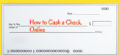 17 Easy Ways for How to Cash a Check Online