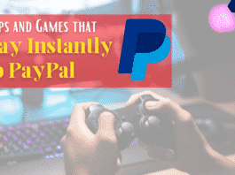 games that pay instantly to paypal